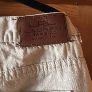 Ralph Lauren Lauren Jeans Co. 16 Capri